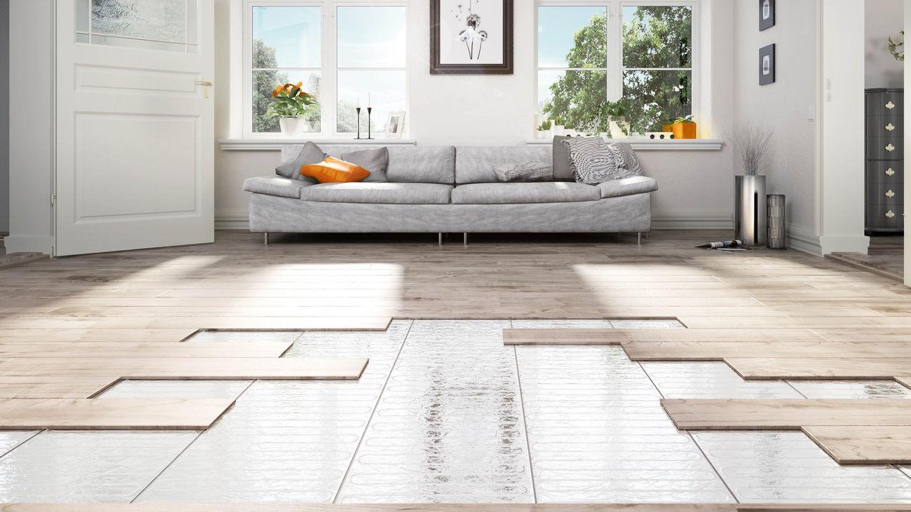Die Vorteile Der Elektrischen Fußbodenheizung